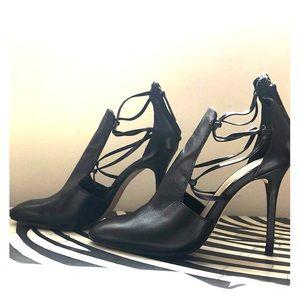 Corset detail pumps! Zara 37
